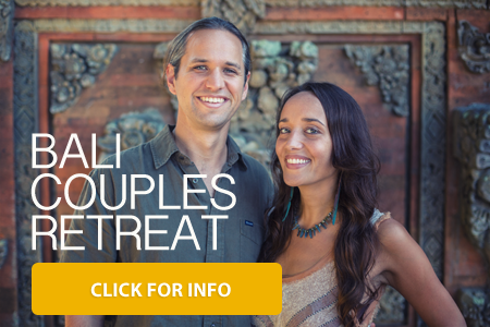 bali couples retreat with Josh