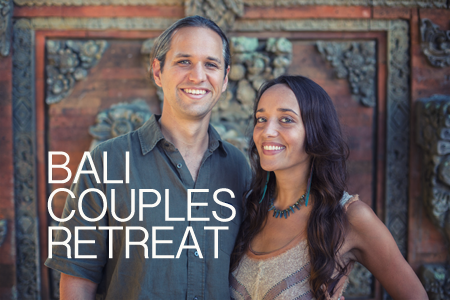bali couples retreat with Josh and Lindsey Wise